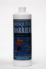 Mosquito Barrier, quart bottle